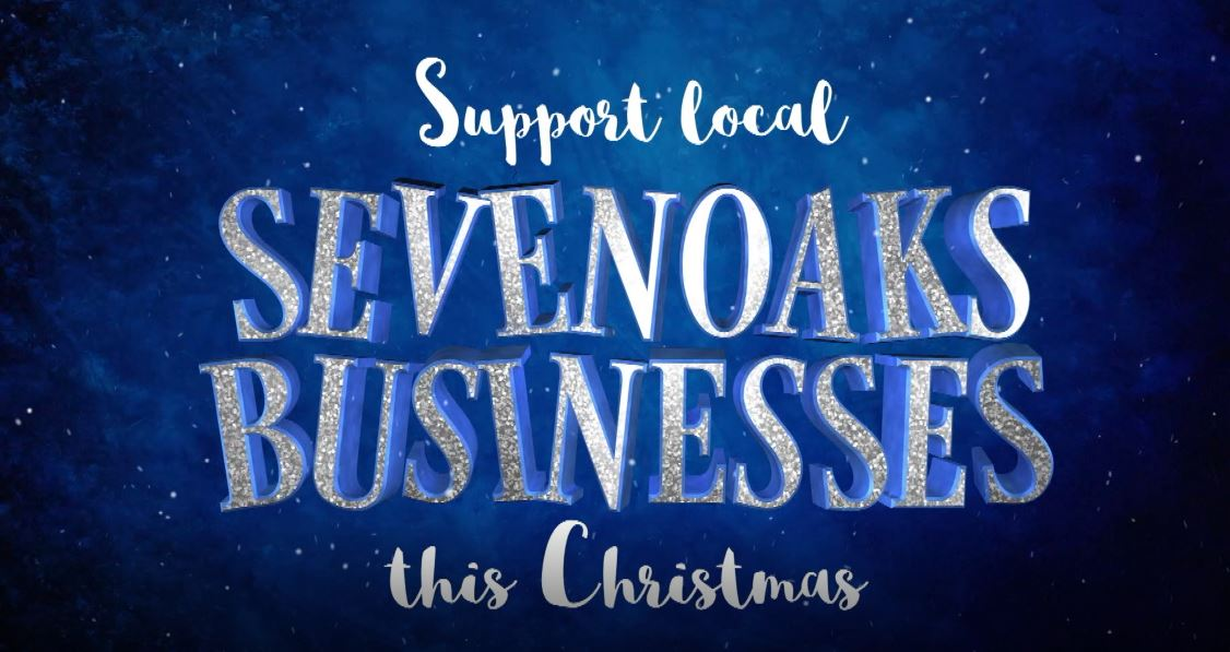 Support local Sevenoaks Businesses this Christmas. Video Link