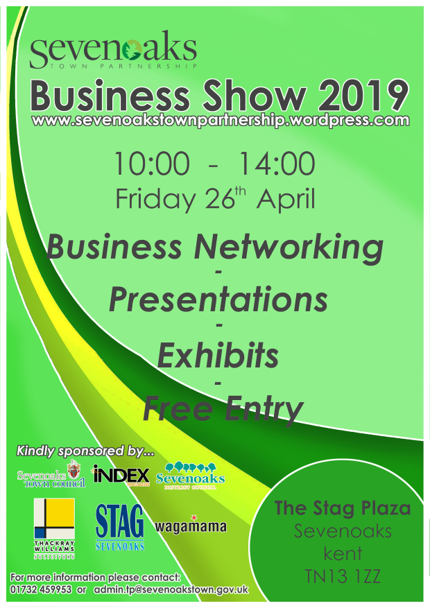 Business 2019 Show poster